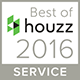 Houzz - Best of 2016 for Customer Service