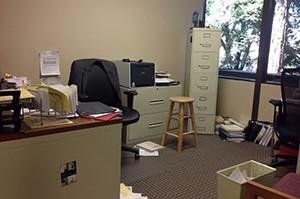 Before - Office Interior Design