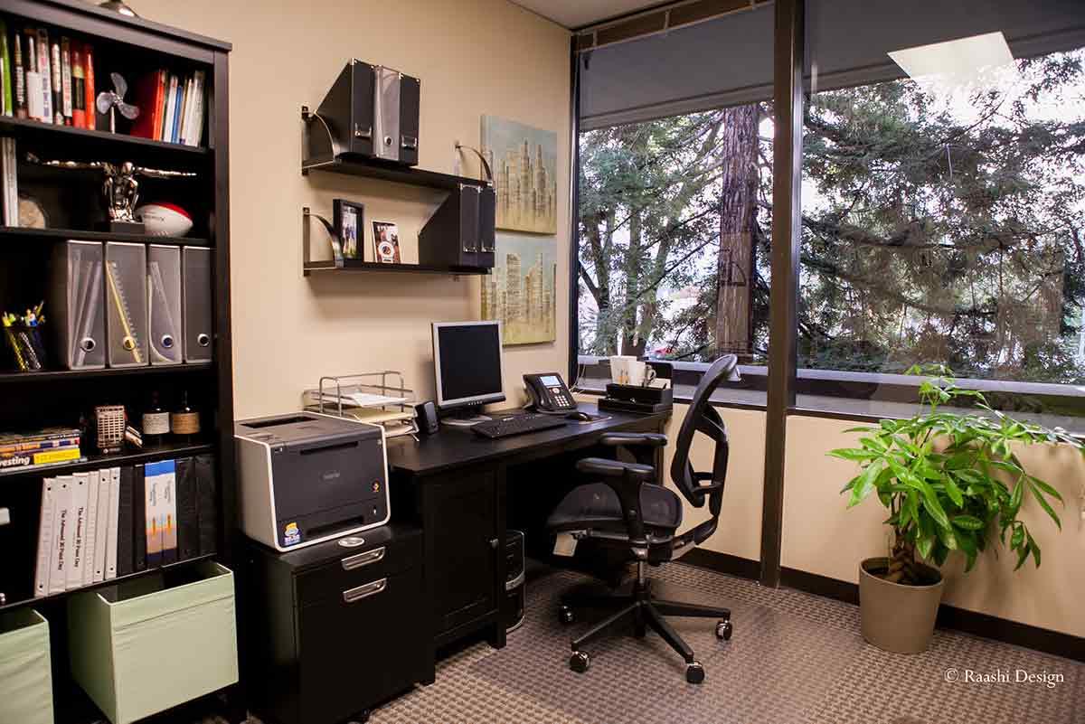 commercial office interior design san ramon raashi design